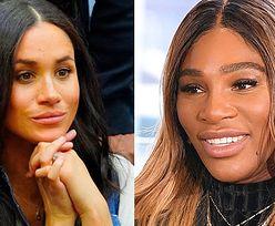 """Zakłopotana Serena Williams """"sprytnie"""" unika odpowiedzi na pytania o Meghan Markle: """"NIE ZNAM JEJ"""""""