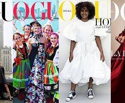 """""""Vogue Polska"""" obchodzi 3. urodziny. Zobaczcie najgłośniejsze okładki rodzimej """"biblii mody"""" (ZDJĘCIA)"""