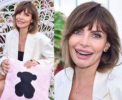 Agnieszka Dygant eksponuje SZCZUPŁE NOGI na imprezie marki biżuteryjnej (ZDJĘCIA)