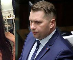 """""""Aniołek SLD"""" ostro o wypowiedziach Przemysława Czarnka: """"Kobieta TO NIE INKUBATOR"""""""