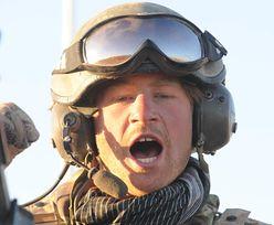 Książę Harry wspiera Afganistan, apelując do weteranów o... wzajemne wspieranie się
