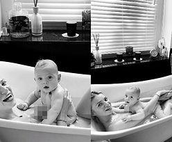 """Martyna Gliwińska SKRYTYKOWANA za odważne zdjęcia z synkiem W WANNIE: """"Może minie w końcu depresja poporodowa i jakiś mężczyzna pojawi się na poważnie """""""