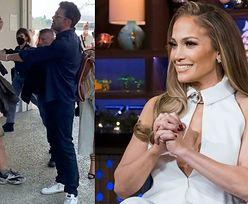 Rycerski Ben Affleck BRONI Jennifer Lopez przed natarczywym fanem! (ZDJĘCIA)