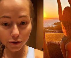 """Agata Rubik tłumaczy się ze zdjęcia w bikini: """"Świeciłabym tyłkiem, GDYBYM BYŁA BEZ MAJTEK"""""""