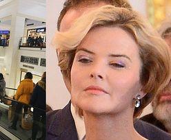 """Monika Zamachowska narzeka na tłumy w galerii handlowej. Fanka wytyka jej hipokryzję: """"Pani TEŻ TAM BYŁA"""""""
