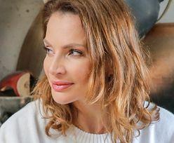 """Anna Dereszowska wypina ciążowy brzuch w stroju kąpielowym. """"ŻARTY SIĘ SKOŃCZYŁY"""" (FOTO)"""