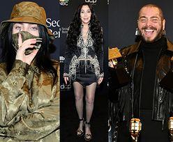 Plejada gwiazd na gali Billboard Music Awards: Billie Eilish w maseczce, zgrabne nogi 74-letniej Cher i zakamuflowana Sia (ZDJĘCIA)