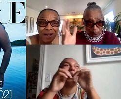 """Paloma Elsesser pozuje w """"Vogue'u"""". Mama i babcia modelki plus size PŁACZĄ ZE WZRUSZENIA"""