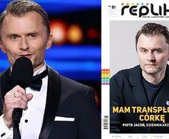 """Top of the Top Sopot Festival. Piotr Jacoń, ojciec transpłciowego dziecka, apeluje o tolerancję : """"Każdy z nas może stać się mniejszością"""""""