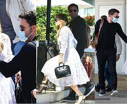 Zakochani Jennifer Lopez i Ben Affleck przylecieli na Festiwal w Wenecji (ZDJĘCIA)