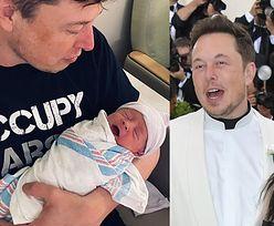 """Elon Musk wyjaśnia, jak wymówić imię jego syna X Æ A-12. """"To był tak naprawdę pomysł Grimes"""""""