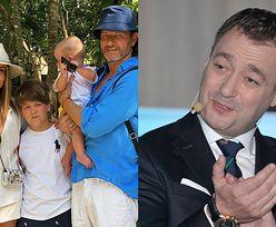Dzień Ojca 2021. Jacek Rozenek rozprawia o dzieleniu opieki nad synami z Małgosią i zdradza, czy jest ZAZDROSNY o Radzia