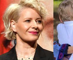 """Małgorzata Kożuchowska ekscytuje się pierwszym dniem szkoły syna. """"Zupełnie nowy etap w życiu!"""" (FOTO)"""