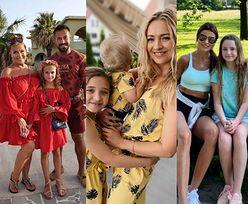 Rozpoczęcie roku szkolnego. Gwiazdy świętują powrót dzieci do szkół: Anna Mucha, Barbara Kurdej-Szatan, Klaudia El Dursi (ZDJĘCIA)