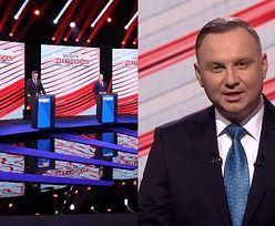 Wybory 2020. Szymon Hołownia podczas debaty nazywa Andrzeja Dudę BYŁYM PREZYDENTEM