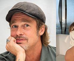 Brad Pitt i Nicole Poturalski już się ROZSTALI!