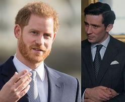 """Książę Harry BRONI """"The Crown"""": """"Pokazuje presję stawiania obowiązków PONAD RODZINĘ"""""""
