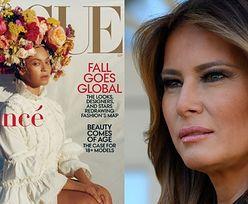 """Biedna Melania Trump żaliła się przyjaciółce, że Beyonce pojawiła się na okładce """"Vogue'a"""", a ona nie: """"MAM TO W D*PIE!"""""""
