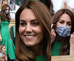 Księżna Kate i książę William ocieplają wizerunek monarchii na finale kobiecego Wimbledonu (ZDJĘCIA)