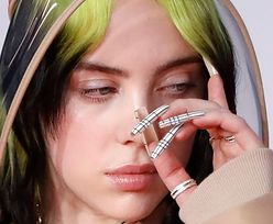 """Szczera Billie Eilish podczas BRIT Awards: """"Ostatnio czułam się ZNIENAWIDZONA"""""""