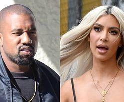 """Kanye West ZDRADZAŁ Kim Kardashian zaraz po narodzinach dzieci?! """"Przyznał się"""" w nowej piosence..."""