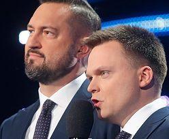 """Szymon Hołownia czule komentuje swoje zastępstwo w """"Mam Talent"""": """"Ładnie razem z tym nowym wyglądają"""""""
