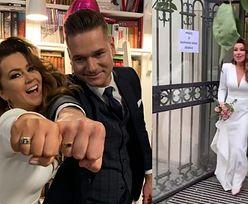"""Syn Beaty Tadli relacjonuje jej ślub w sieci: """"Moja piękna mama"""" (ZDJĘCIA)"""