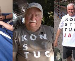 Wypoczynek według Lecha Wałęsy: wizyta w grocie solnej, zabiegi lecznicze, wędkowanie i spotkania z fanami (FOTO)