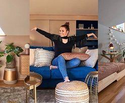"""Ewa Farna prezentuje odświeżone """"biuro i beauty room"""" na poddaszu. Robi wrażenie? (ZDJĘCIA)"""