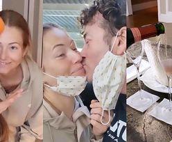 """Piotr i Agata Rubikowie świętują w Paryżu 13. ROCZNICĘ ŚLUBU: """"Tu pierwszy raz jadłam carpaccio z karczocha"""" (ZDJĘCIA)"""