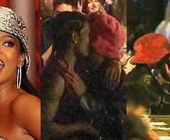 """Rihanna """"przyłapana"""" na CZUŁOŚCIACH z ASAP Rockym! (ZDJĘCIA)"""