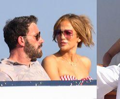 52-letnia Jennifer Lopez opala zgrabne ciało podczas rejsu luksusowym jachtem z Benem Affleckiem (ZDJĘCIA)