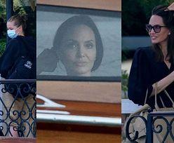 Angelina Jolie podróżuje wodną taksówką po Wenecji w towarzystwie 15-letniej Shiloh (ZDJĘCIA)