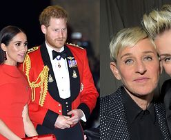 Książę Harry i Meghan Markle mają nowe sąsiadki. To Ellen DeGeneres wraz z żoną!
