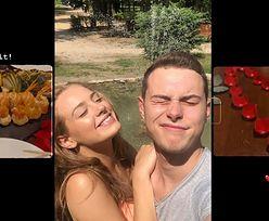 Szczęśliwa Wiktoria Gąsiewska chwali się zdjęciami z randki z Adamem Zdrójkowskim. Pokonali kryzys? (ZDJĘCIA)
