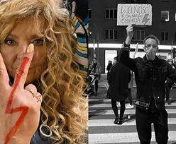 """Magda Gessler wspiera Strajk Kobiet: """"Już nie możecie się chować pod spódnicę. NIE ZATRZYMACIE TEGO"""""""