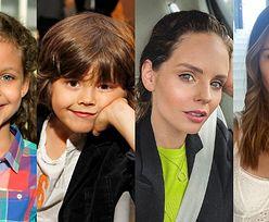 """Gwiazdy """"Rodzinki.pl"""" kiedyś i dziś. Tak zmienili się aktorzy i aktorki z serialu (ZDJĘCIA)"""