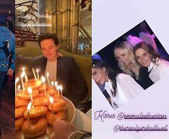 """""""Troskliwi"""" Beckhamowie zorganizowali Brooklynowi imprezę urodzinową za PÓŁ MILIONA złotych. """"Tańczyliśmy do 6 rano"""" (ZDJĘCIA)"""
