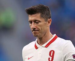"""Euro 2020. Robert Lewandowski komentuje PORAŻKĘ polskiej drużyny. """"Nasza sytuacja jest ciężka"""""""