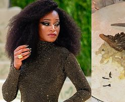 """Keke Palmer ROZGORYCZONA daniami na gali MET: """"Dlatego nie pokazują wam jedzenia"""" (FOTO)"""