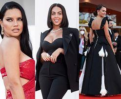 Rewia mody na uroczystym otwarciu Festiwalu Filmowego w Wenecji: Penelope Cruz, Helen Mirren, Adriana Lima i ukochana Cristiano Ronaldo (ZDJĘCIA)