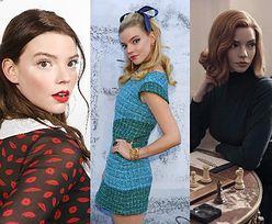 """Oto Anya Taylor-Joy, gwiazda serialu """"Gambit królowej"""" i nowa """"nadzieja Hollywood"""". Ma w sobie """"to coś""""? (ZDJĘCIA)"""