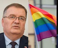 """Prezydencki minister rozprawia o sytuacji LGBT w Polsce: """"Chcą się stawiać PONAD ZASADY RÓWNOŚCI. Nie ma na to przyzwolenia"""""""