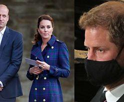 Książę Harry poleciał do Londynu! Meghan Markle została w Ameryce...