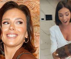 Klaudia Halejcio dostała na urodziny torebkę Louis Vuitton za ponad 10 TYSIĘCY!