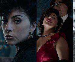 """Lady Gaga jako """"czarna wdowa"""" i Adam Driver w ZWIASTUNIE """"House of Gucci"""" (WIDEO)"""