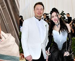 """Elon Musk i Grimes nazwali syna X Æ A-12. Internauci grzmią: """"To nie jest nowy model Tesli"""""""