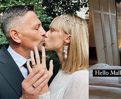 Rajski miesiąc miodowy Krzysztofa Ibisza i Joanny Kudzbalskiej! Zakochani uciekli na Majorkę (ZDJĘCIA)