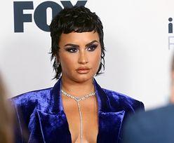 Demi Lovato chciał/a poderwać starszą o 10 lat aktorkę! Zaliczył/a wpadkę
