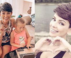 """Zachwycona rodzicielstwem Dorota Gardias świętuje urodziny córki: """"Urodziła się Hania i urodziła się MAMA"""" (FOTO)"""